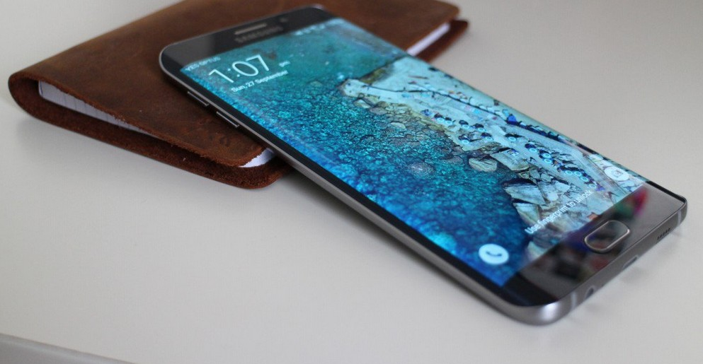 samsung galaxy s6 edge plus cuir