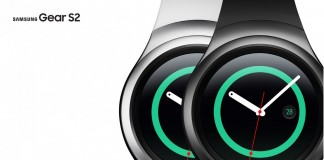 samsung gear s2 officiel
