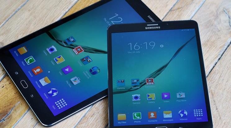 samsung tablette à la une.
