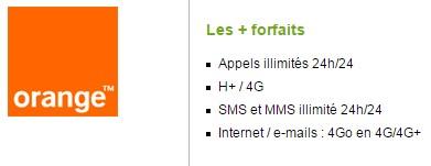 Forfait Orange Origami Play illimité 4Go sans mobile engagement 12 mois
