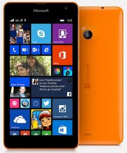 Microsoft-lumia-535-orange
