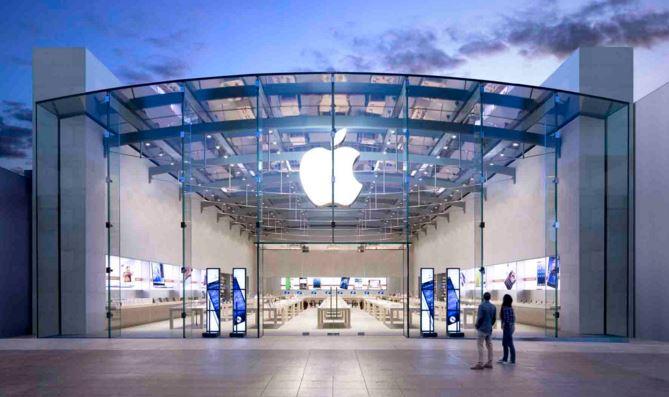 19000 dollars d' iPhone volés en moins de 5 secondes