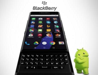 Le BlackBerry Venice sera commercialis� sous le nom de Priv
