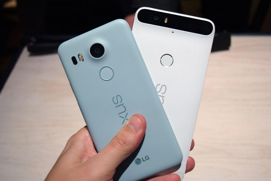 google-nexus-6P-vs-5X