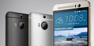htc one a9 trilogie