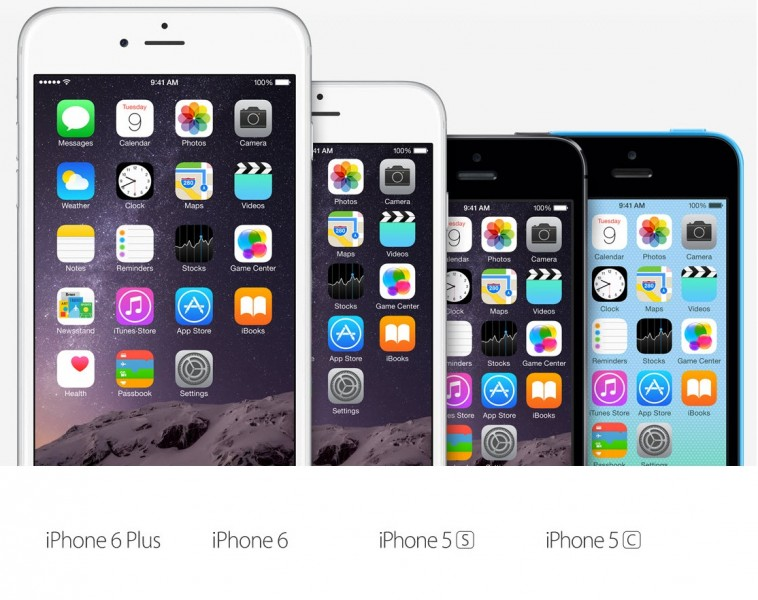 iphone 6 plus et série