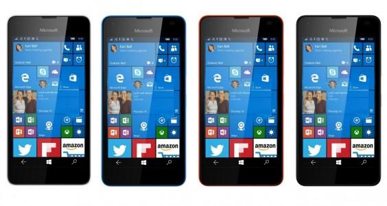 Microsoft Lumia 550, on en sait plus sur sa fiche technique