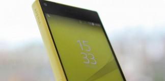 Le Sony Xperia Z5 compact n'est pas encore sorti mais comprend déjà un problème et non des moindres, le capteur de l'écran tactile ne répond pas tout le temps.