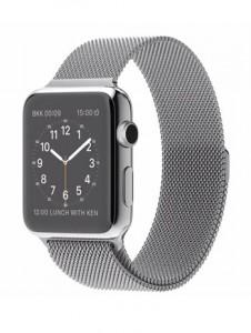 Apple Watch Acier 42mm Bracelet Milanais