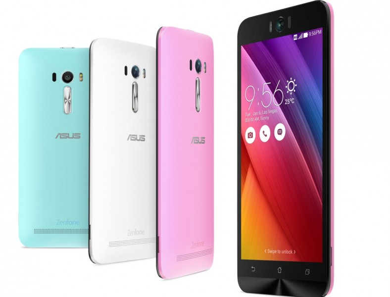 Asus ZenFone 2 Selfie ZD551KL
