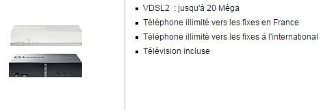 Bouygues Telecom Bbox VDSL
