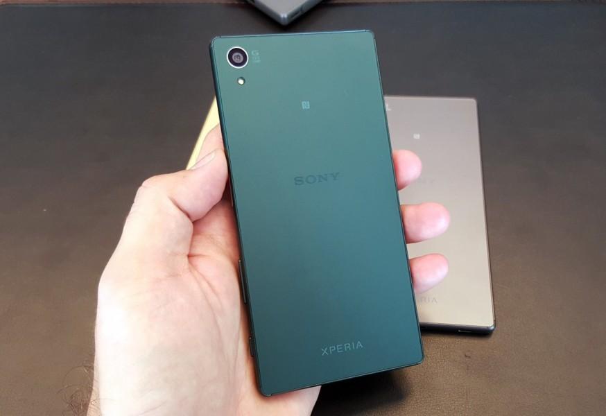 sony xperia z5 le meilleur smartphone du moment meilleur mobile. Black Bedroom Furniture Sets. Home Design Ideas
