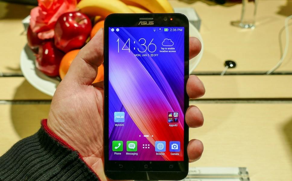 LAsus Zenfone 2 Recevra Android M Ainsi Que 3 Autres