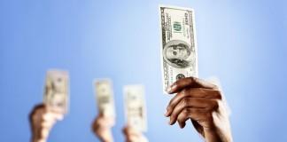 billet de dollars