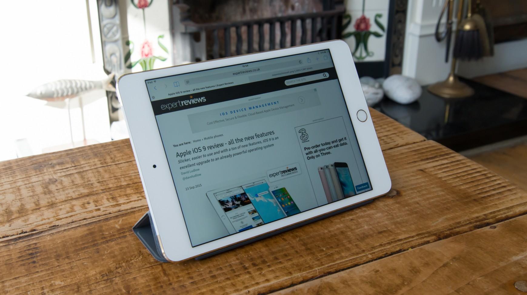 bon plan ipad mini 4 399 euros chez darty meilleur mobile. Black Bedroom Furniture Sets. Home Design Ideas