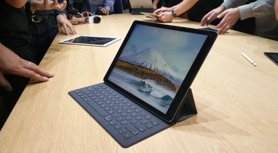 Avec l'iPad Pro, Tim Cook relance le d�bat sur l'utilit� des ordinateurs portables