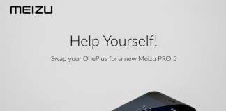 meizu pro 5 oneplus two