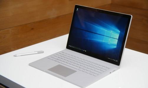 La Microsoft Surface Book arriverait au mois de mars 2016