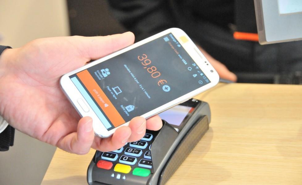 orange lance sa solution de paiement mobile meilleur mobile. Black Bedroom Furniture Sets. Home Design Ideas