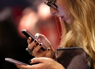 écrire des sms avec un point à la fin