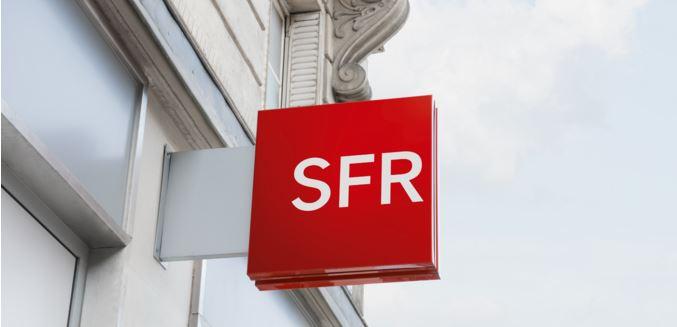 SFR compte couvrir 99 % de la population en 4G d'ici juin 2018