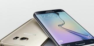 Samsung Galaxy S6 S6 Edge Plus Noir et Or