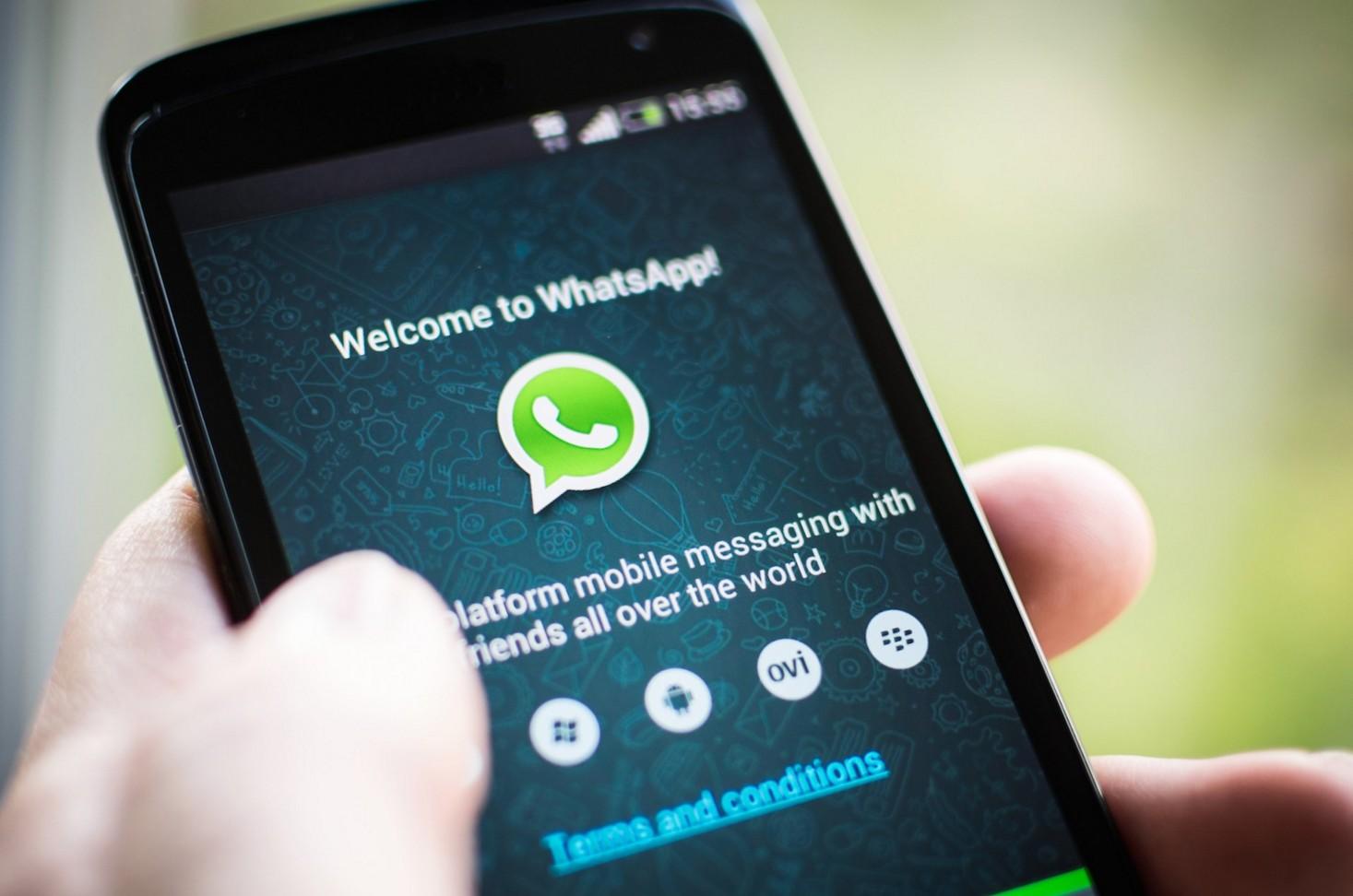 WhatsApp : vous pouvez supprimer un message envoyé il y a une heure
