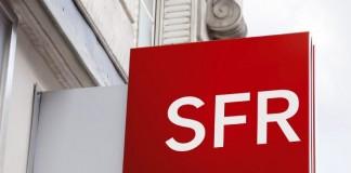 Enseigne de SFR