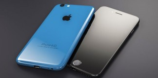iPhone 6C Bleu