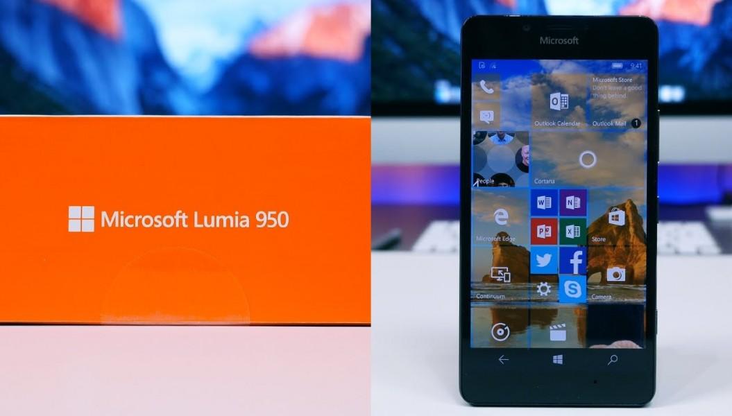 microsoft-lumia-950-unboxing