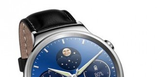 montre huawei watch classic noir