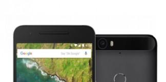 Nexus 6P graphite