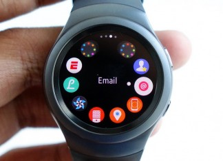 Test Samsung gear s2