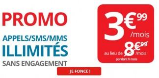 Auchan Telecom promotions sur les forfaits