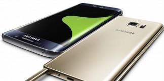Samsung Galaxy Note 5 Noir et Or