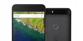 Le Google Nexus 6P