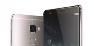 Huawei Mate S gris