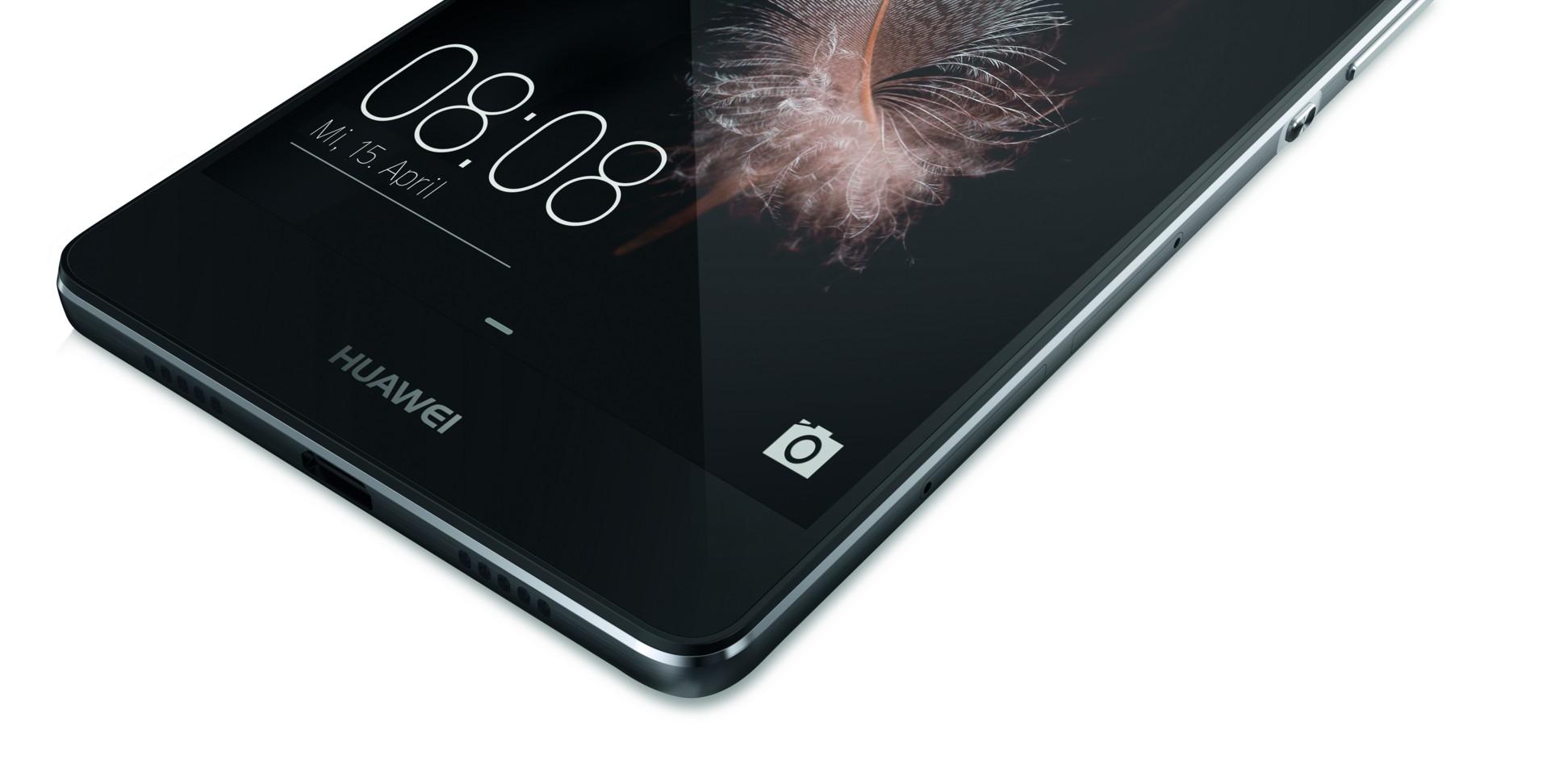 Le Huawei P8 à 365 € sur Amazon Marketplace