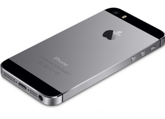 Iphone 5S gris sideral