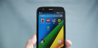 Motorola Moto 4G