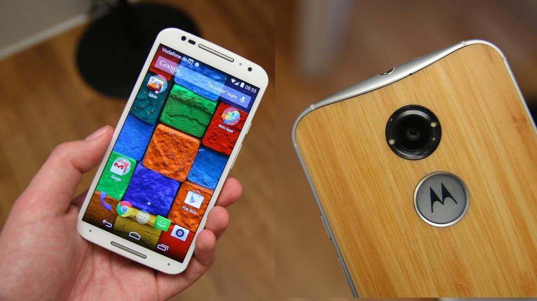 Motorola Moto X 2 (2014)