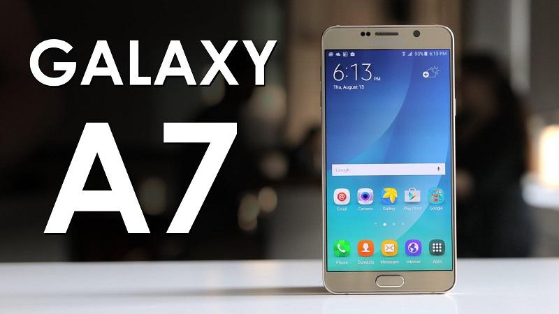 Le Samsung Galaxy A7 2016 Les Francais Ne Lauront Pas