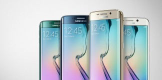 Déclinaisons couleurs du Samsung Galaxy S6 Edge Plus