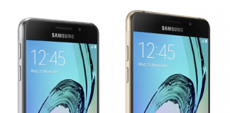 Samsung Galaxy A3 et A5 2016