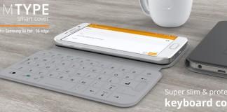 Samsung galaxy s6 edge clavier