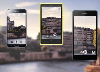 Smartphone 4g comparatif