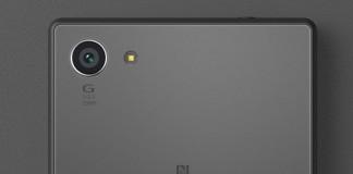 ony Xperia Z5 Compact noir