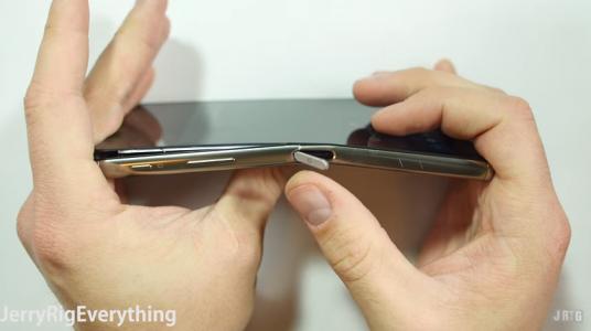 Sony Xperia Z5 Premium qui se plie
