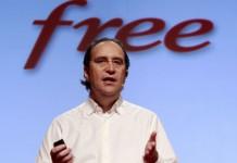 Xavier Niel, le patron de Free Mobile