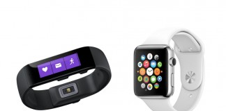 apple watch microsoft band